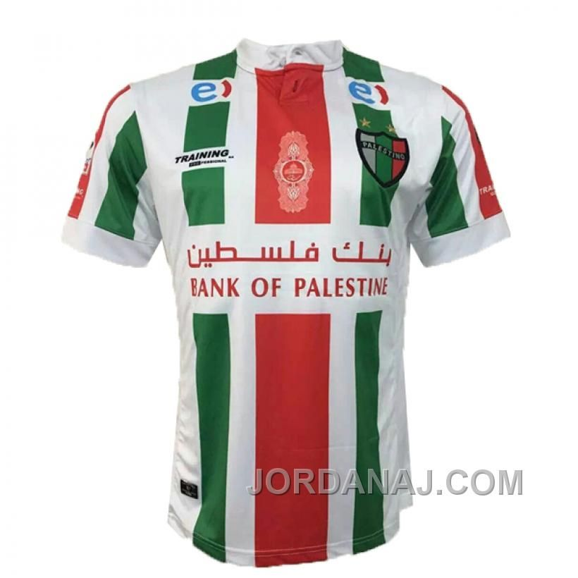 2016 CD PALESTINO HOME KIT IN-STOCK New Jordans Shoes c186bcb09