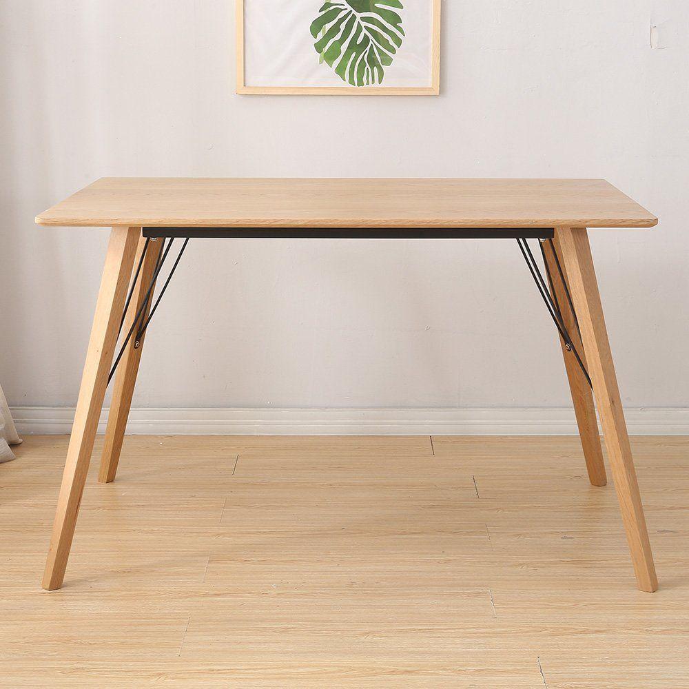 table de salle a manger en bois design