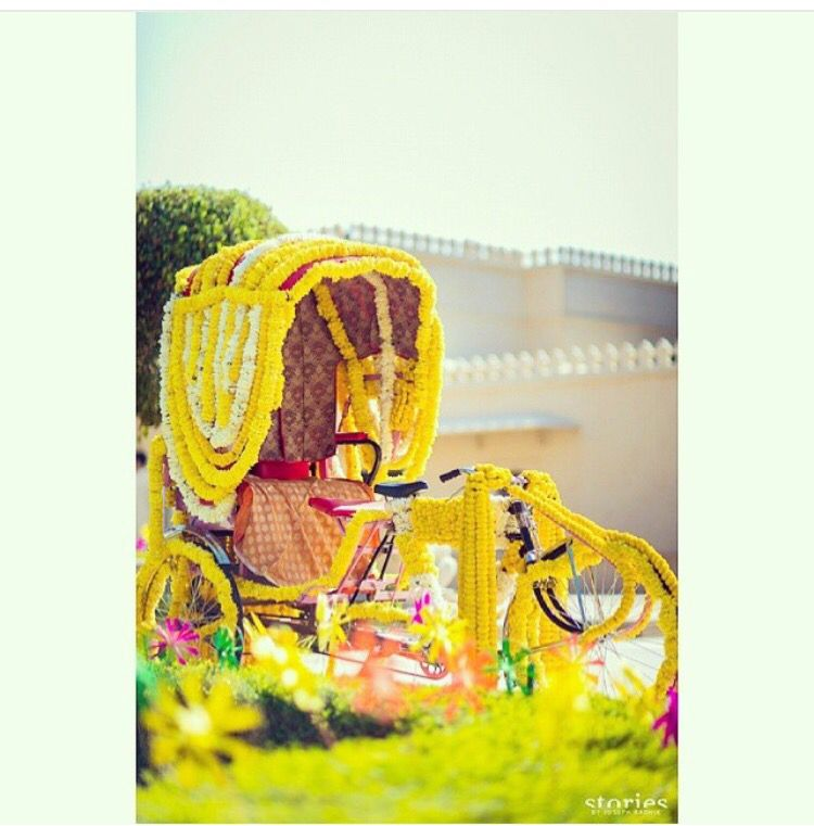 Colourful rickshaw wedding prop indian wedding decoration colourful rickshaw wedding prop indian wedding decoration creative desi weddings props junglespirit Images