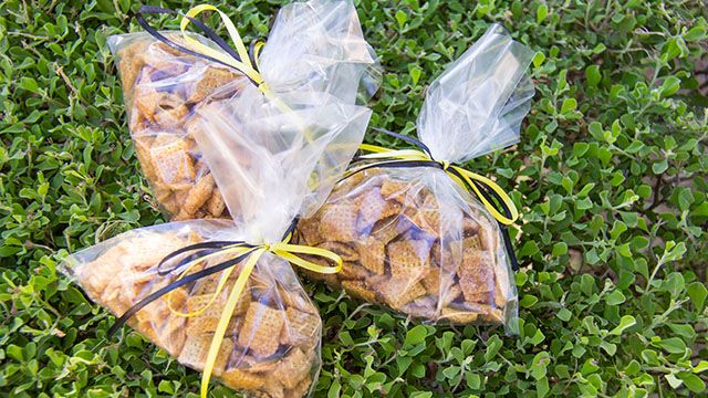 Tailgate Trail Mix To Get You Ready For Some Football