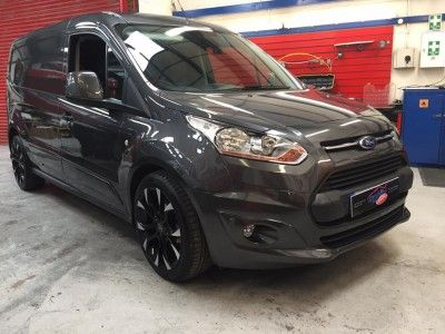 Ford Transit Connect Celtic Tuning Remap Standard 113 Bhp 199 Lb Ft Stage 1 136 Bhp 233 Lb Ft Derby East Midlands Derbies