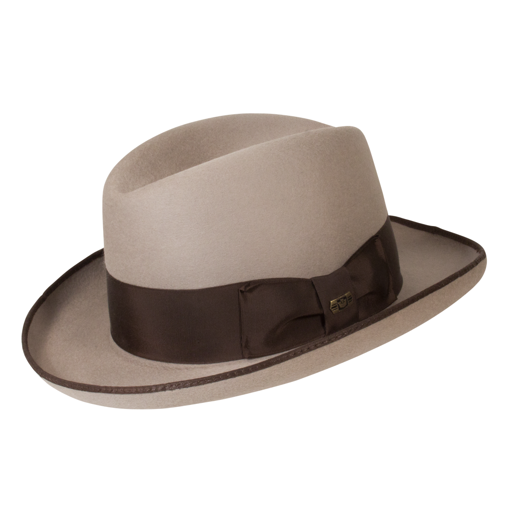 50975da3ffb4c9 Ryder S. Blackwell homburg wool felt fedora from the Royal Heritage  Collection | Goorin Bros. Bold Hatmakers Since 1895 | Goorin Bros. Hat  Shop. Xl