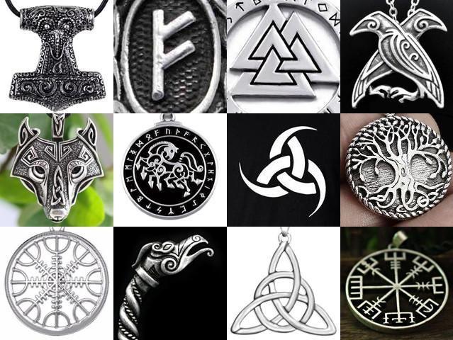 Viking Symbols And Meanings Norse Mythology Runes And Vikings