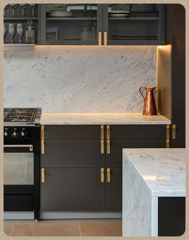Boring knobs begone, shake up your drawers with a Rockstar vibe