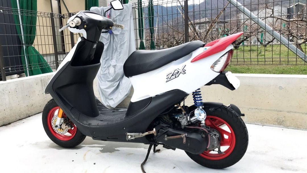 とりあえず紹介 原付 50cc スクーター モタード
