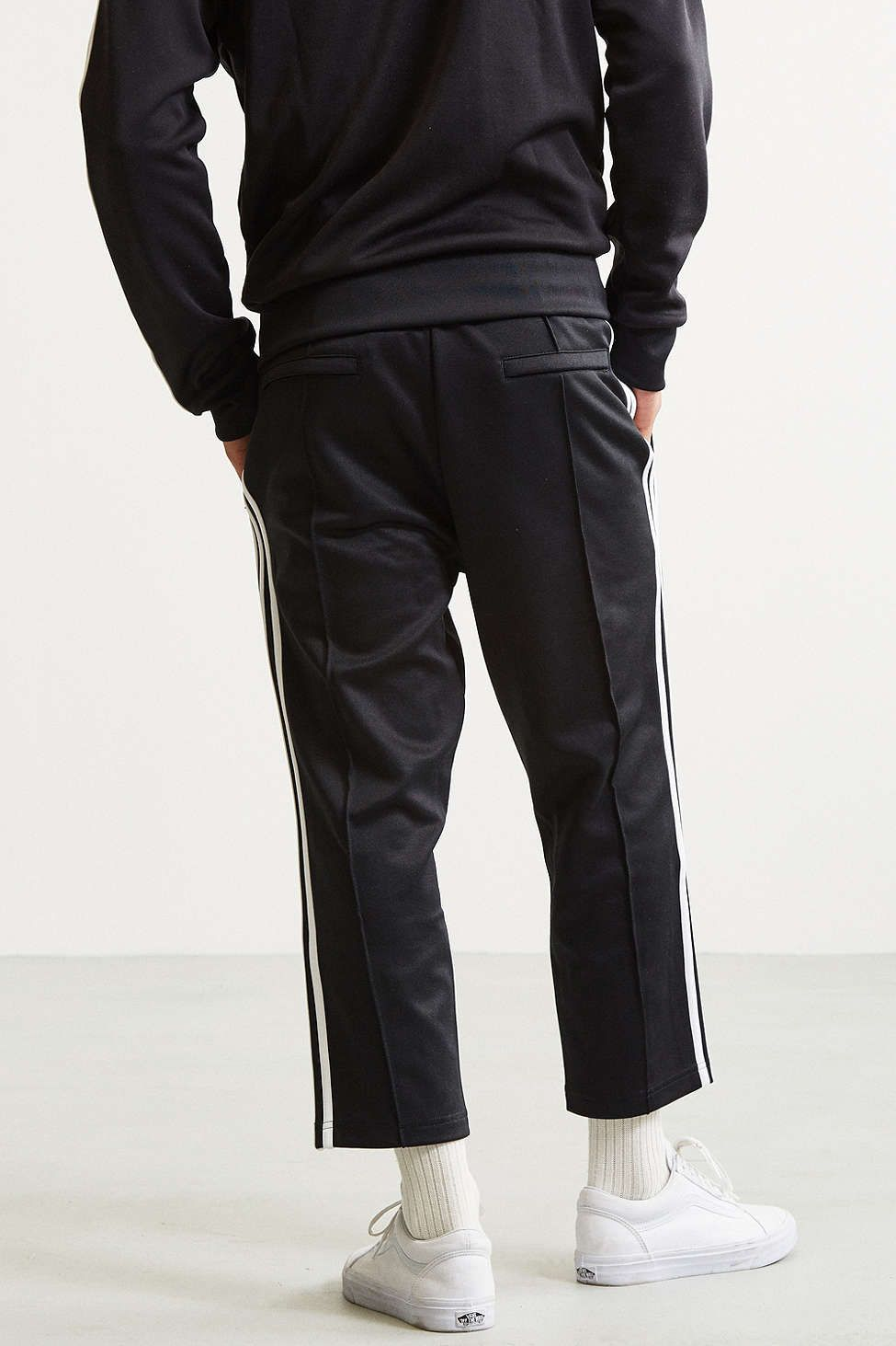 adidas Superstar Relaxed Cropped Track