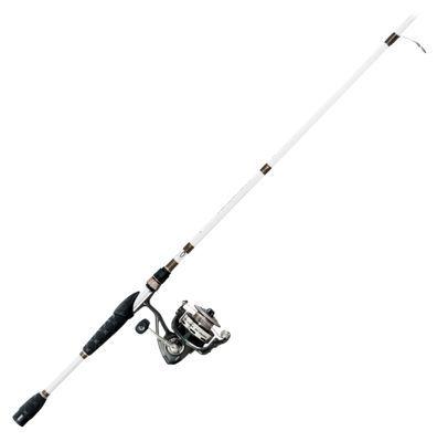 2e4aa8fca33 Bass Pro Shops Pro Qualifier® Reel Johnny Morris® CarbonLite Rod Spinning  Combo - PQS20H JCL90MLSM-2