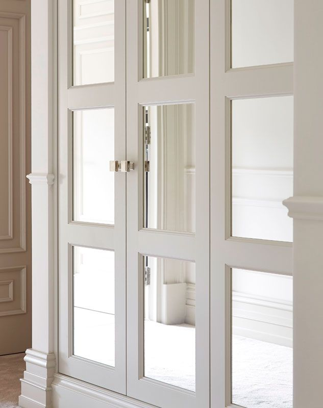 Charmant Image Result For Shaker Closet Doors With Mirrors