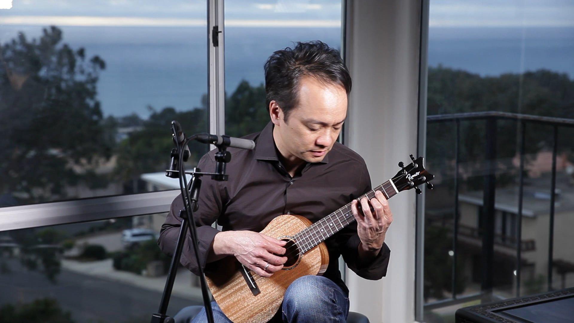 Romero Creation Grand Tenor Mahogany sound sample by Daniel Ho