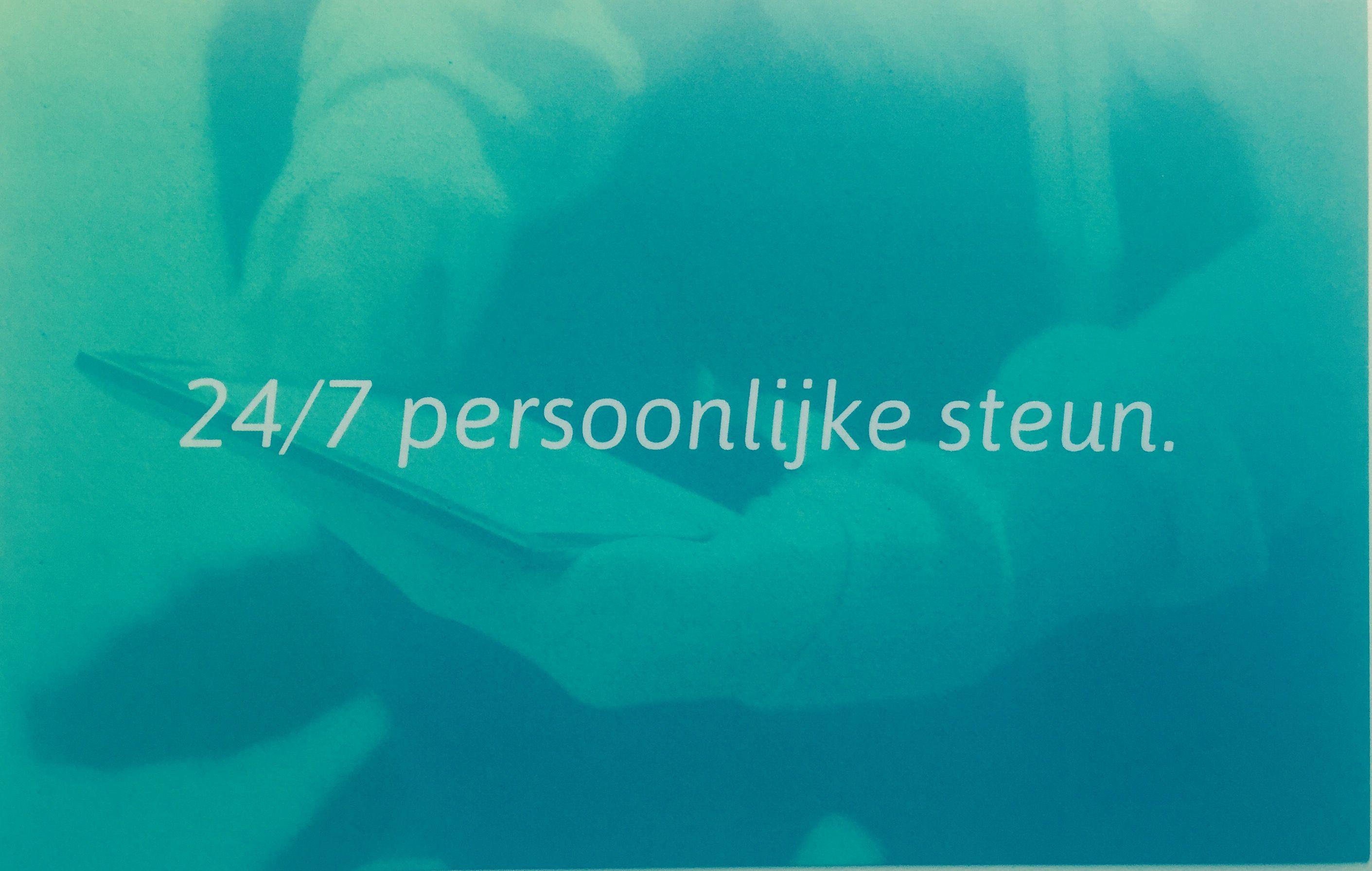 Woosh5 is 24/7 bereikbaar voor persoonlijke steun.