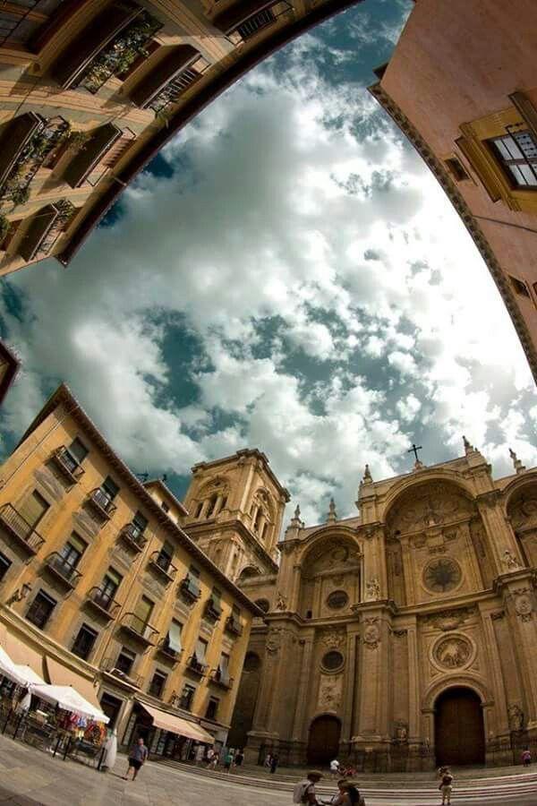 Catedral y Plaza de las Pasiegas
