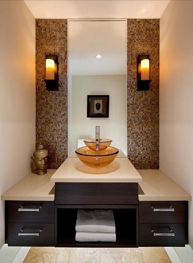 Como remodelar un ba o de visitas de una manera atractiva for Como remodelar tu casa