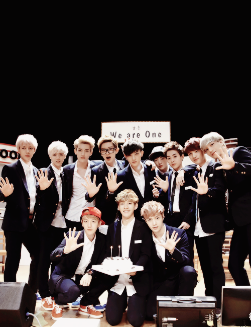 EXO WE ARE ONE♥