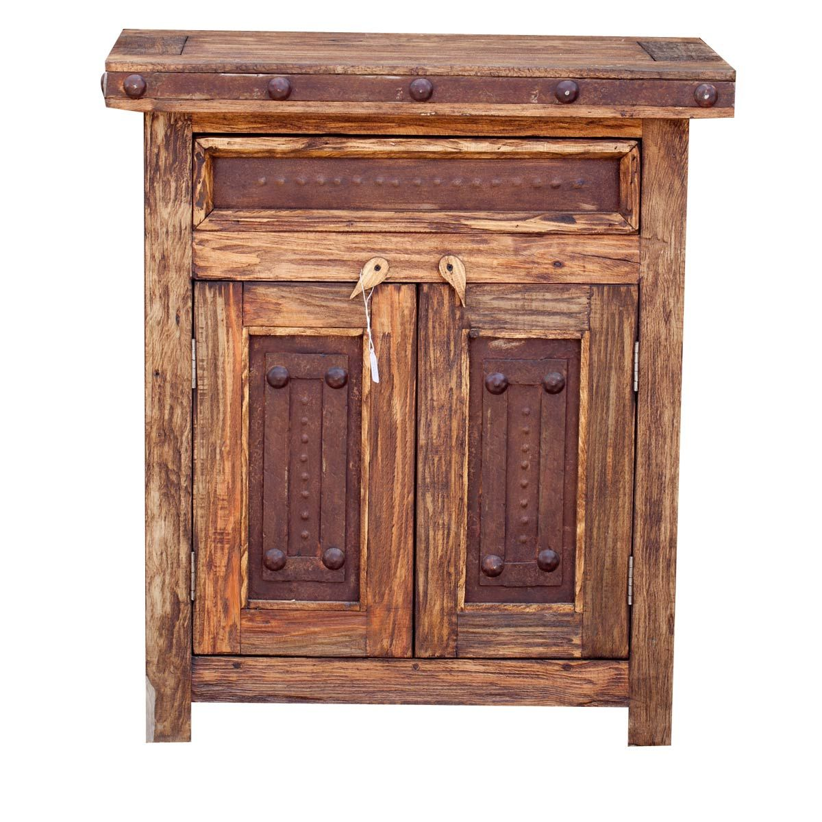 Cobre Mexican Vanity Reclaimed Wood Furniture Texas Rustic Furniture Mexican Furniture