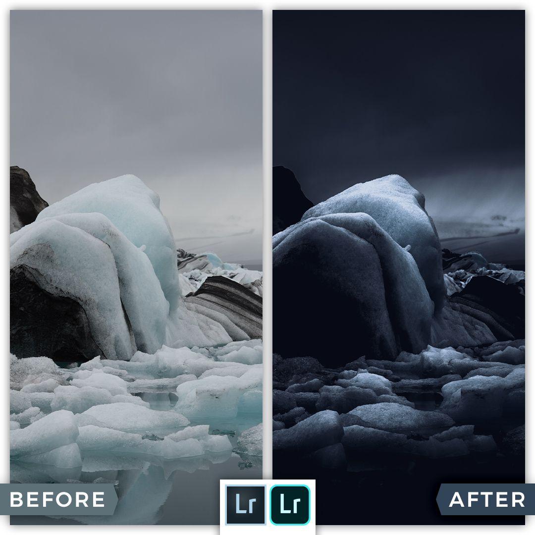 Dark Moody Lightroom Presets For Landscape Photography Lightroom Presets Lightroom Lightroom Workflow
