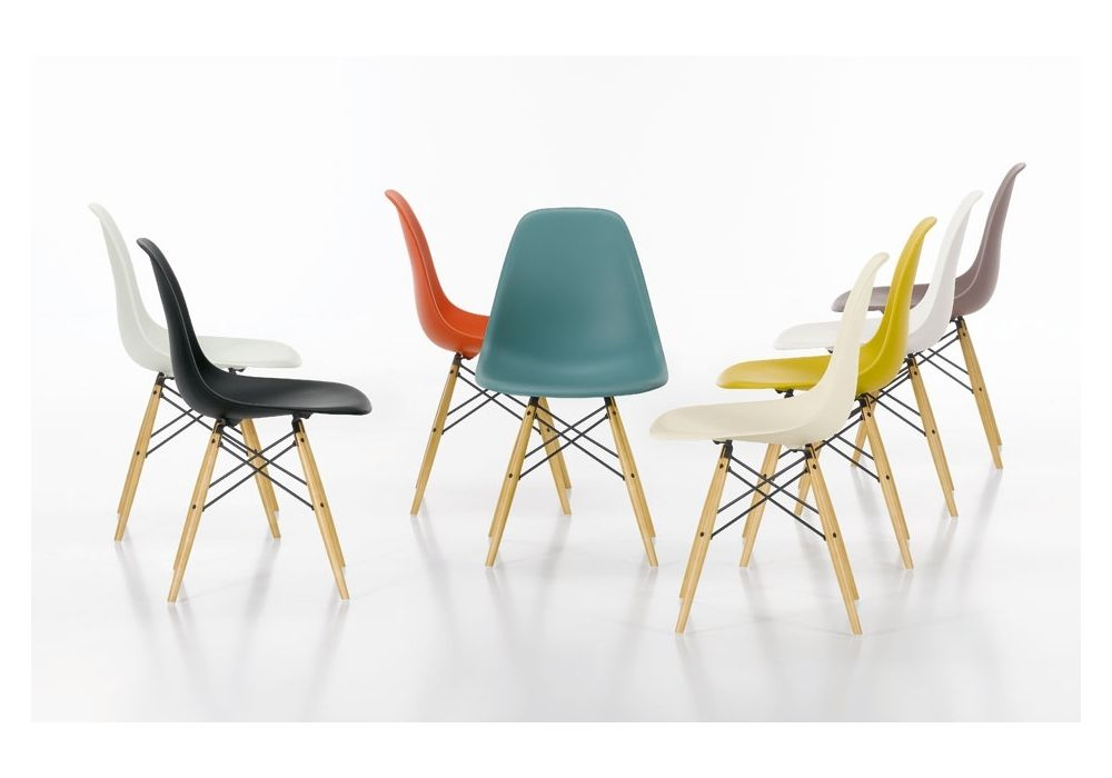 Eames plastic side chair dsw sedia products i love sedie