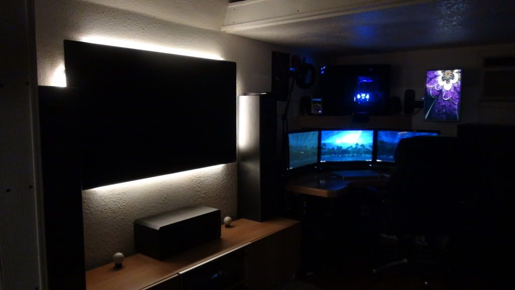 9 Ultimate Gaming Rooms That Will Make You Drool. Tuffshed Converted    The Garage Journal Board   bedroom