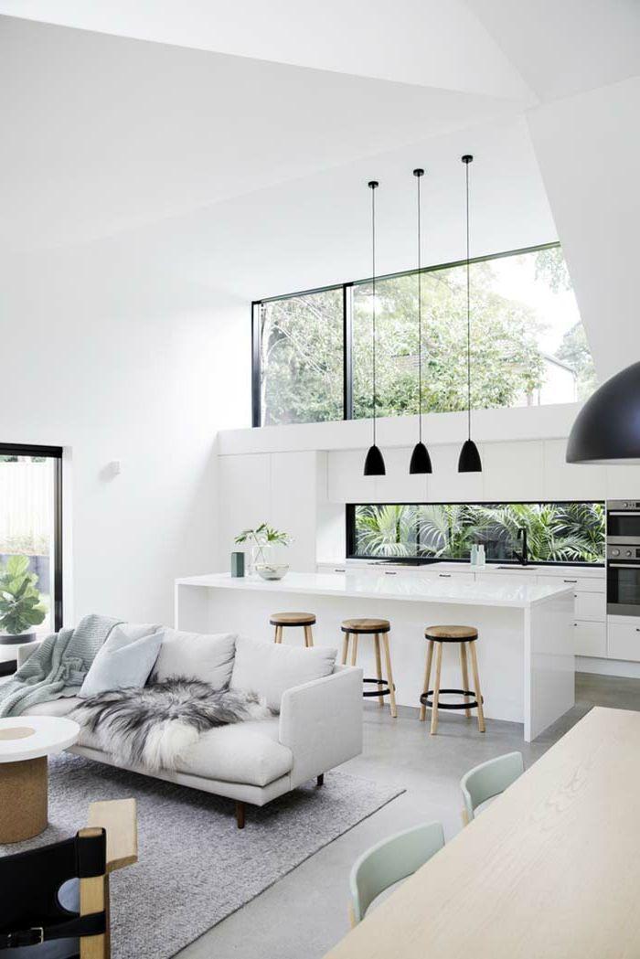 1001 ideas sobre c mo decorar un sal n comedor casita - Decoracion de comedor moderno ...