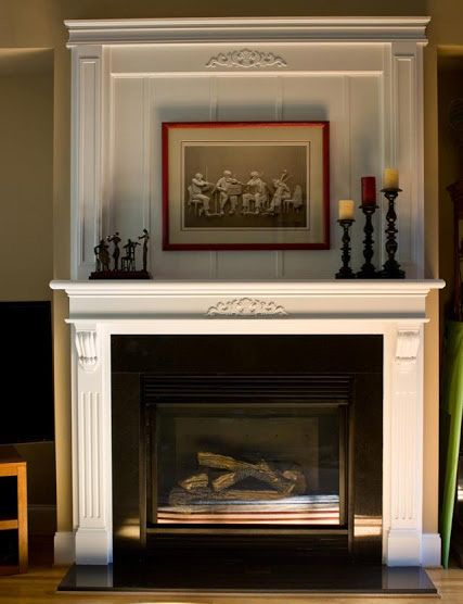 Designing and Building Fireplace Mantels Fireplace Mantels