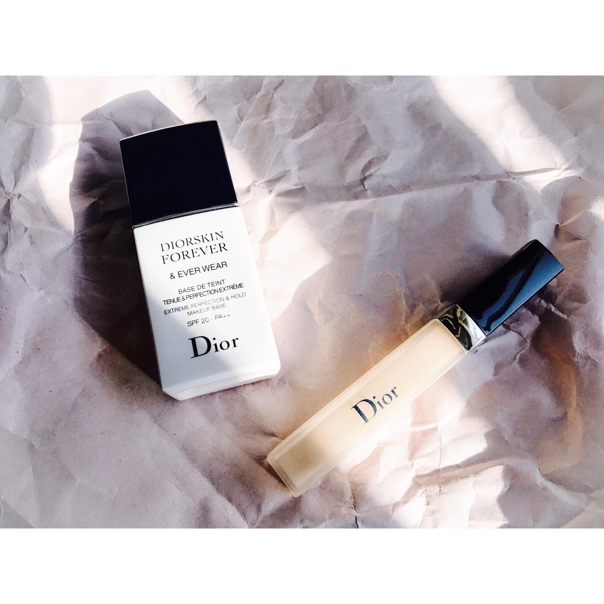 hot sale online cee27 fe983 ディオールスキン フォーエヴァー&エヴァー ベース / Dior ychi ...