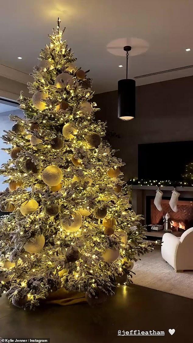 Kylie Jenner invites fans inside her SECOND mansio