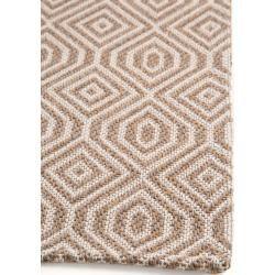 Photo of benuta Naturals Waschbarer Baumwollteppich Cooper Taupe 150×230 cm – Moderner Teppich für Wohnzimmer