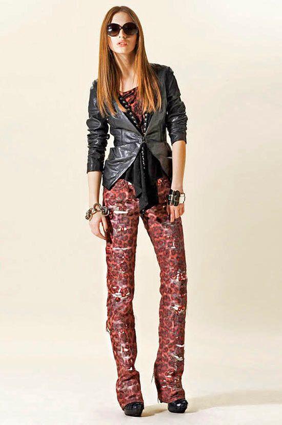 Стиль Rock & Roll в одежде | Одежда, Стиль, Модные стили