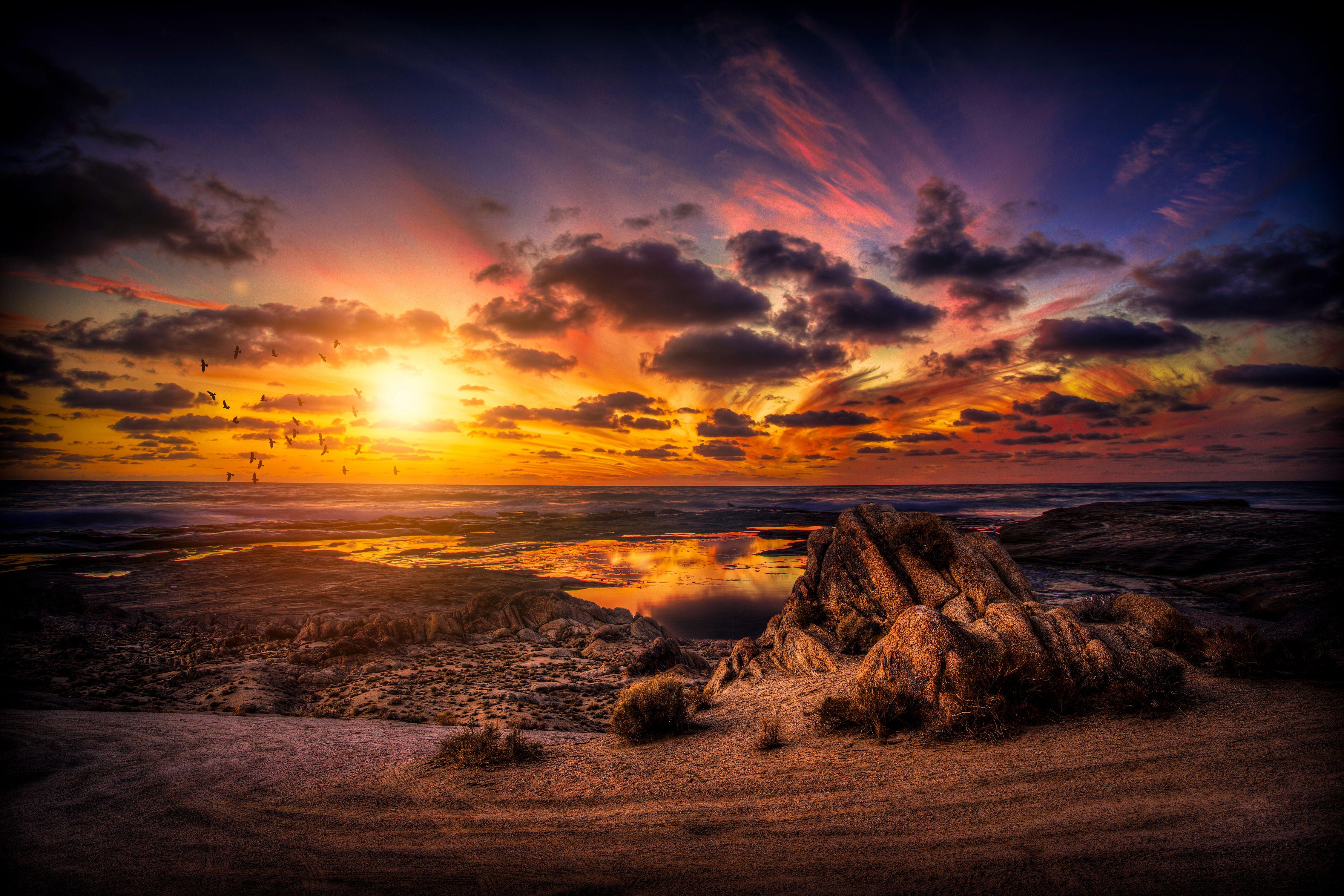 Beautiful sunset 😎 sunset vacation travel cooldown