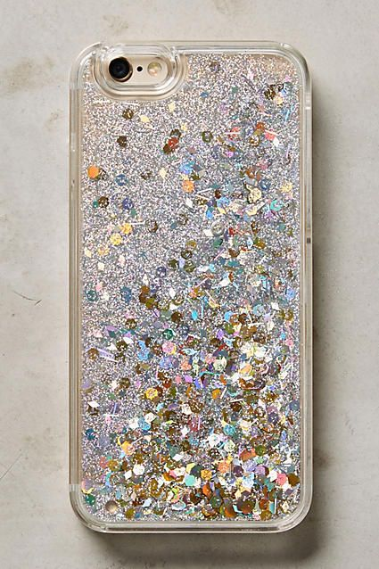 Floating Glitter iPhone 6   6 Plus Case - anthropologie.com 5a6baafade76