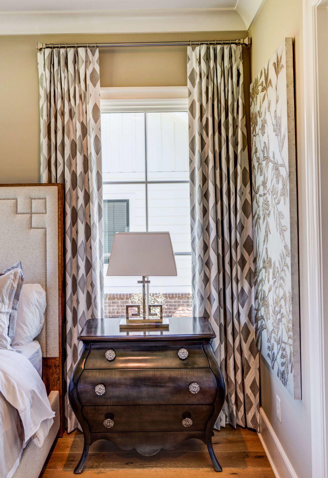 Window Treatments That Don't Hide Trim   Drapery Street   Window ...