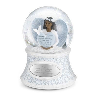 Personalized Water Globes | Personalized Butterfly Angel of Blessings Waterglobe by Things Remembered
