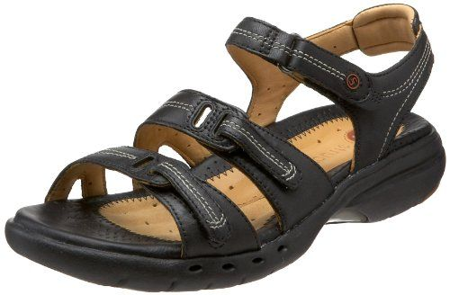47c75fa7f458 Clarks Unstructured Women s Un.Port Sandal  51.09