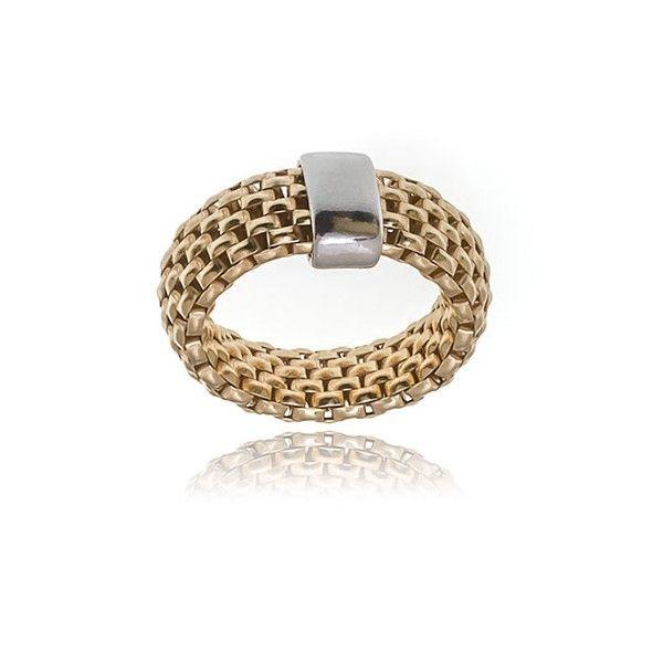 Pierscionek Srebrny 18 Karatowe Zloto Uniwersalny 3715939605 Oficjalne Archiwum Allegro Wedding Rings Jewelry Engagement Rings