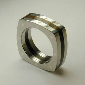 This Would Be A Cool Mens Wedding Band