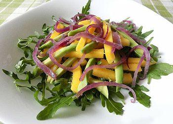 Рецепты приготовления салатов быстрого приготовления (с ...