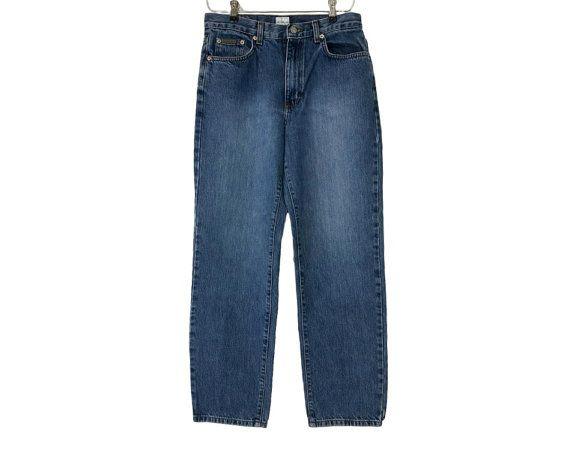 Calvin Klein Jeans rinse straight jeans