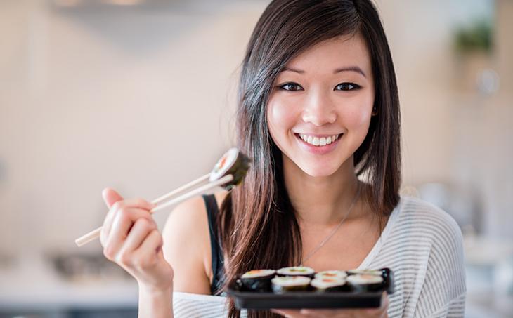Японские женщины не полнеют и не стареют: берем на заметку ...