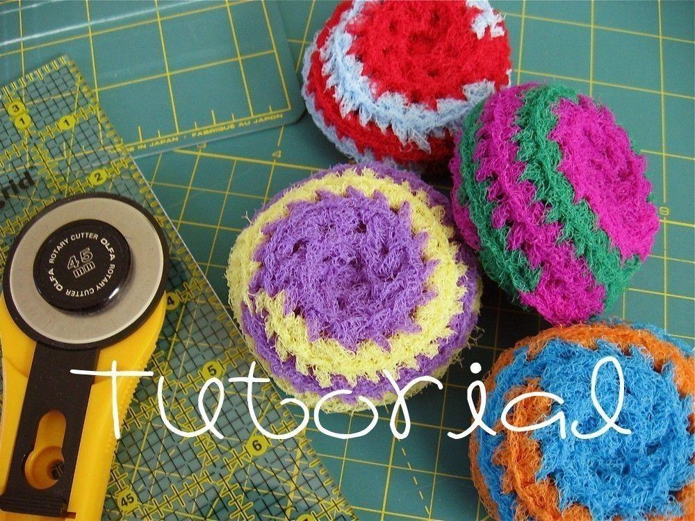 Directions Crochet Scrubbies | CROCHET NET SCRUBBIES | Crochet For ...