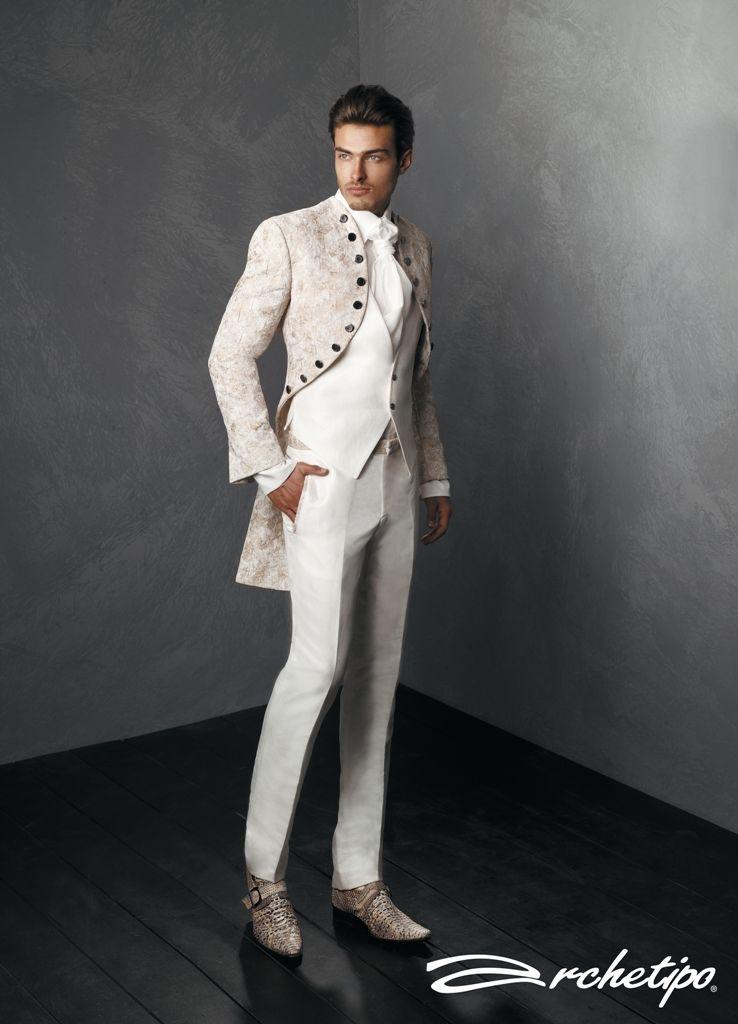 Archetipo …   Herrenkleidung, Bräutigam anzug, Herrenmode anzüge