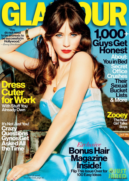 What girl doesn't look up to Zooey?