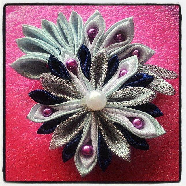 Viose Miney Kanzashi Barang Untuk Dibeli Jewellery Brooch