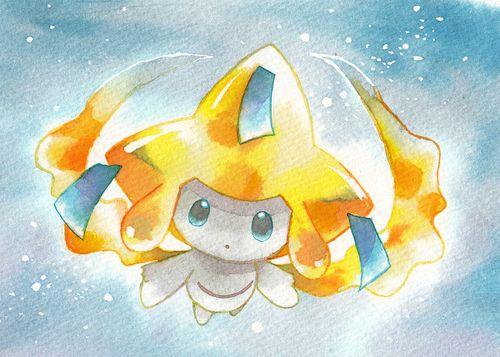 Yay Cute Jirachi Pokemon Misc Pinterest