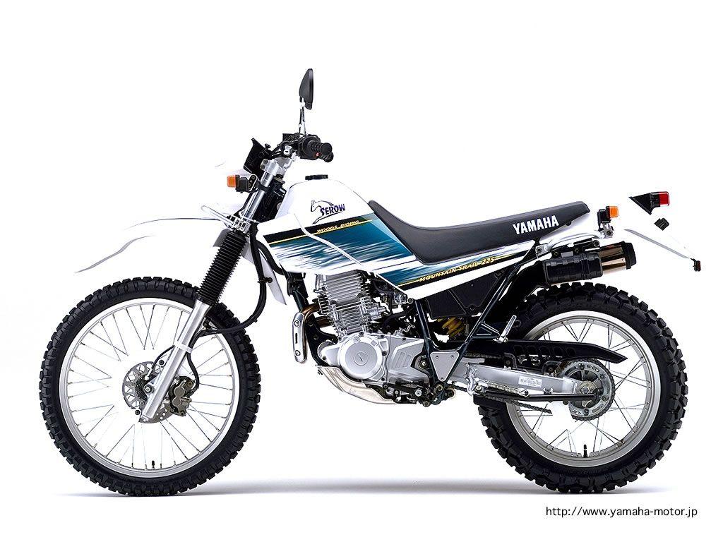 Pin Van Hans Str Op Yamaha Xt225 250 Serow