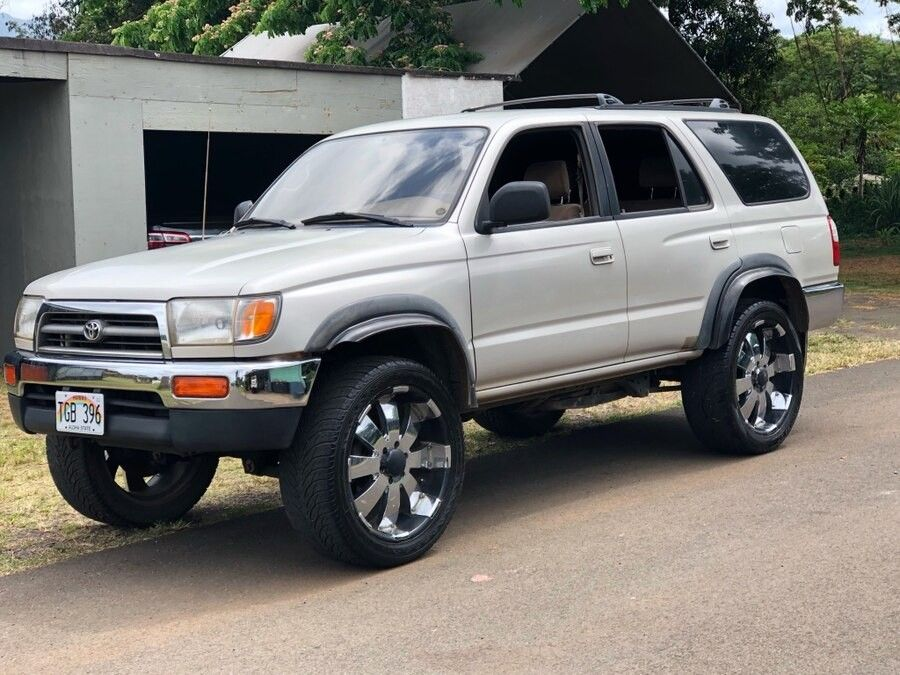 1988 1997 Toyota Hilux Surf 4runner Workshop Service Repair Manual Instant Download Rscom In 2020 4runner Toyota Hilux Toyota