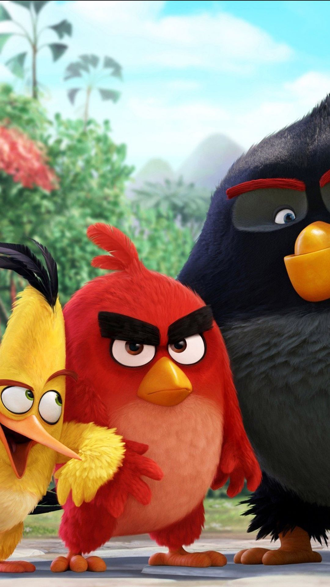 Angry Birds Wallpaper HD Pictures One HD Wallpaper Pictures