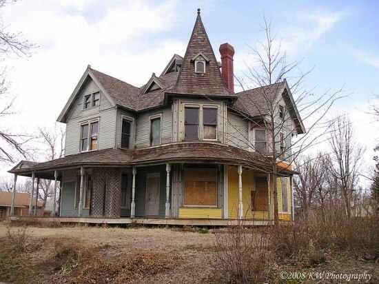 1888 Wichita Kansas I Movin To Kansas I Love This House Abandoned Buildings Abandoned Mansions Abandoned Houses
