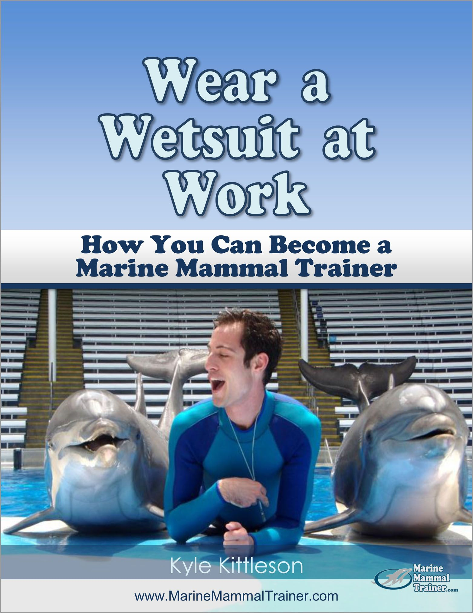 Delightful Aspiring Trainers » Marine Mammal Trainer