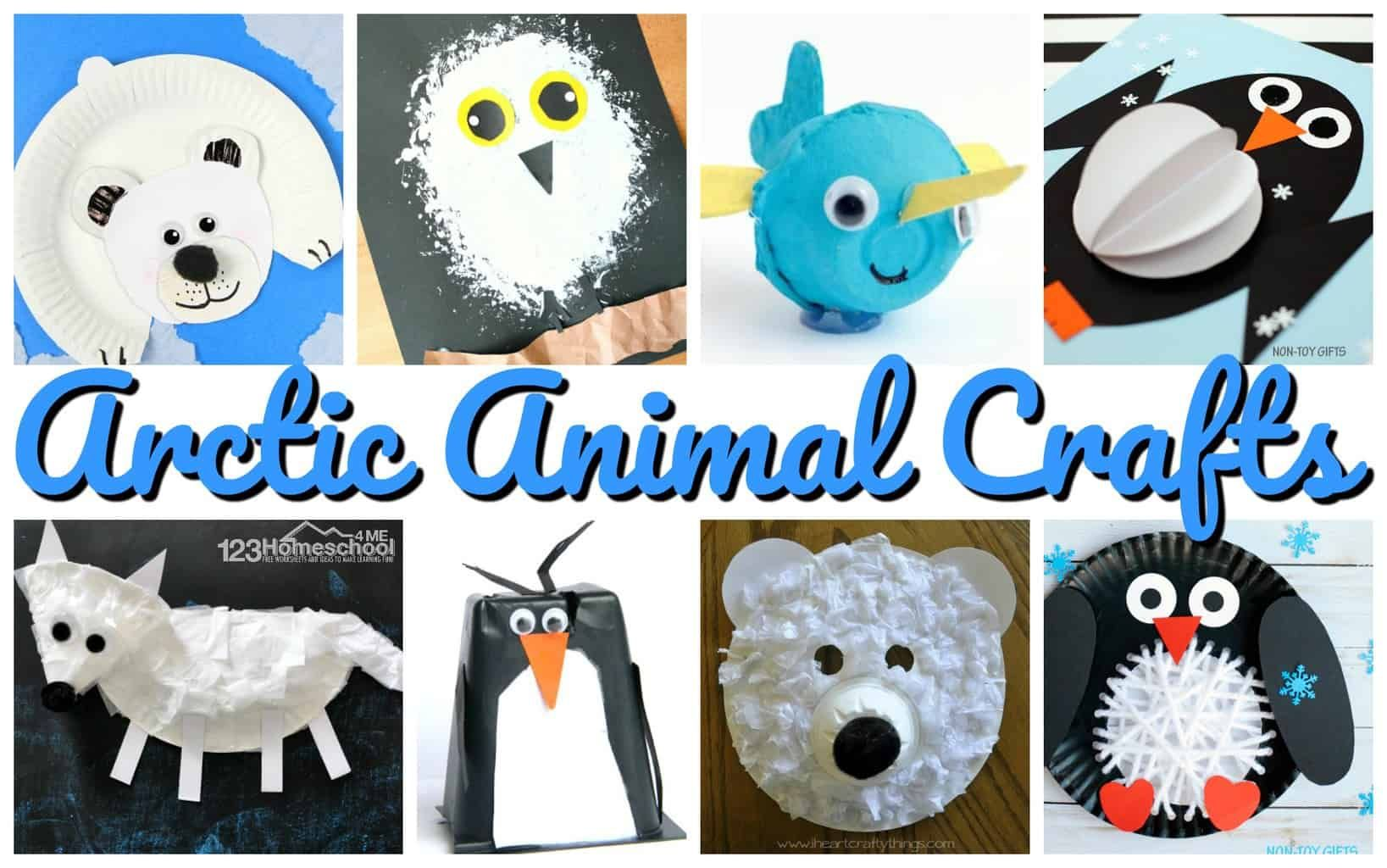 100 Amazing Zoo Craft Activities In