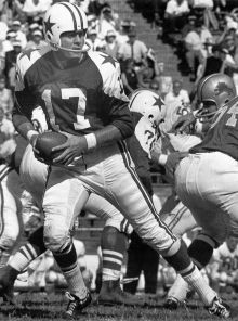 c3449ff71 Football Collectibles:Uniforms, 1960 Don Meredith Game Worn Dallas Cowboys  Rookie Uniform.