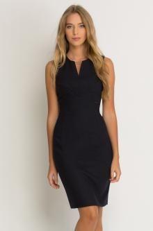1e30b1b21941 Elegantní pouzdrové šaty